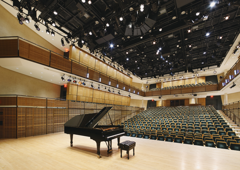 Carnegie Hall, Zankel Hall, Polshek Partnership Architects